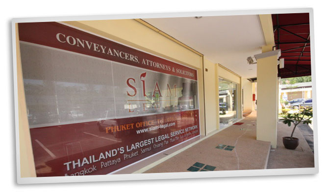 Property Lawyer in Phuket